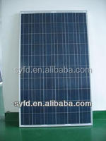 CE/TUV approved 100W poly solar panel for off grid solar system