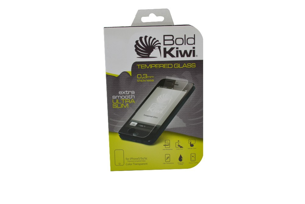 Ultimate anti- shock absorption screen protector for iphone 5 with factory price