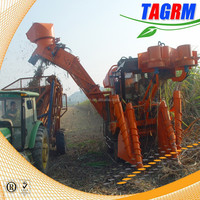 30tons/h high productivity sugarcane cutting machine/sugar cane cutter combine harvester TAGRM SH30