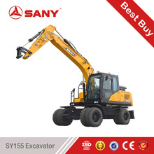 SANY SY155 15 Tons Excavator Agricultural Digging Machine