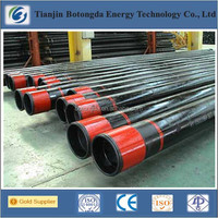 API 5CT casing pipe with VAM TOP/NEW VAM/Hydril CS
