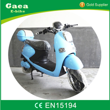 Gaea Original Manufacturer 1000w Electric Scooter Moped with pedals for sale
