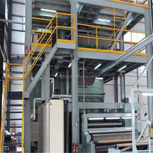 Most welcomed pp spunbonded non woven fabric production line to produce nonwoven fabric
