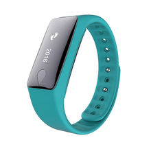 stylish smart watch band Passive/positive NFC heart rate steps calorie counter smart bracelet App for Android iOS
