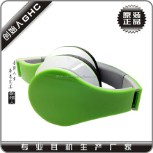 stereo color big headphone with wire customize headphone