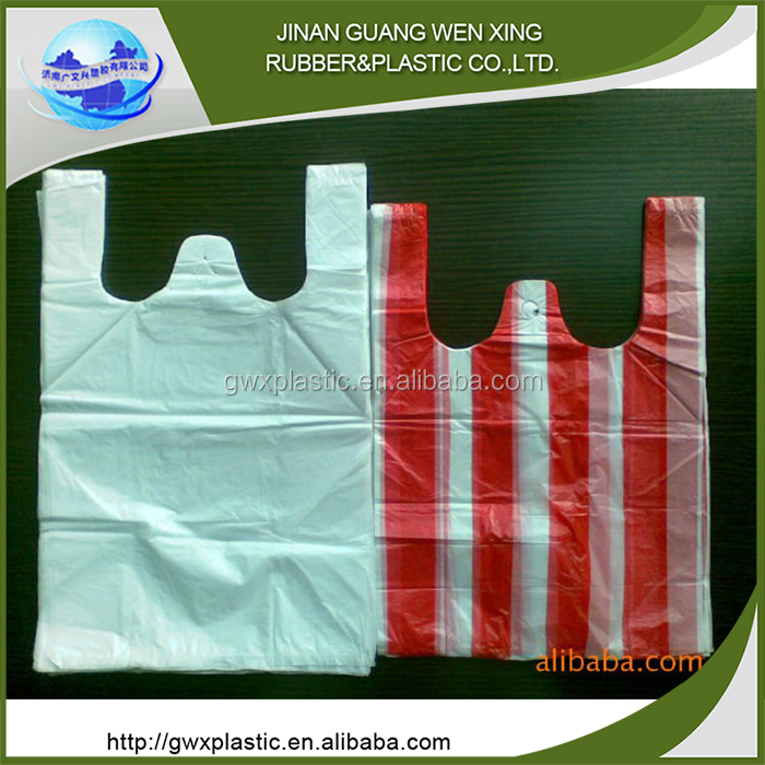 China factory cheap price plastic shoe packing t-shirt bag