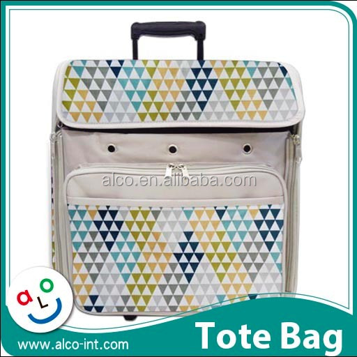 Good quality big storage tool trolley bag for tailor sewing machine