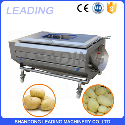 Potato peeling and washing machine/Carrot peeling and washing machine