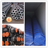 Different types of pipes- Carbon steel seamless pipes