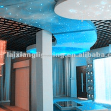 Ceiling decoration new concept show pieces for home decoration,home decoration light with remote control