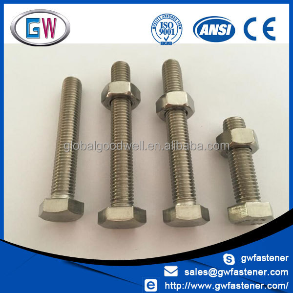 Bolt and Nut Company Suppliers SS 304 A2