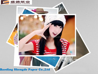 waterproof type photo paper with150gsm(Hot selling from Chinese manufactory)