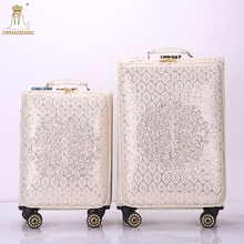 2017 high quality traveling cabin size big lots luggage trolley