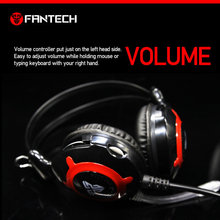 High quality cheap standard headphones with mic pc games computer gaming heaset