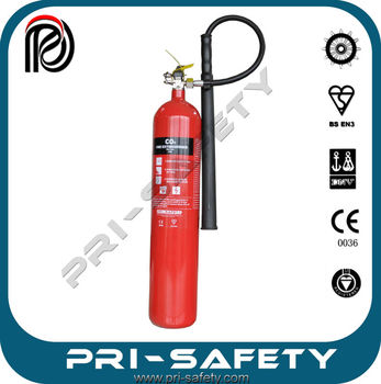 High quality EN3 co2 fire extinguisher 1KG-12KG