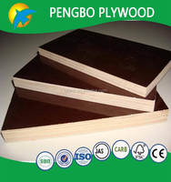 film faced plywood with E1 standard