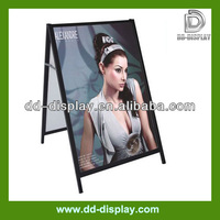Foldable A frame pavement signs