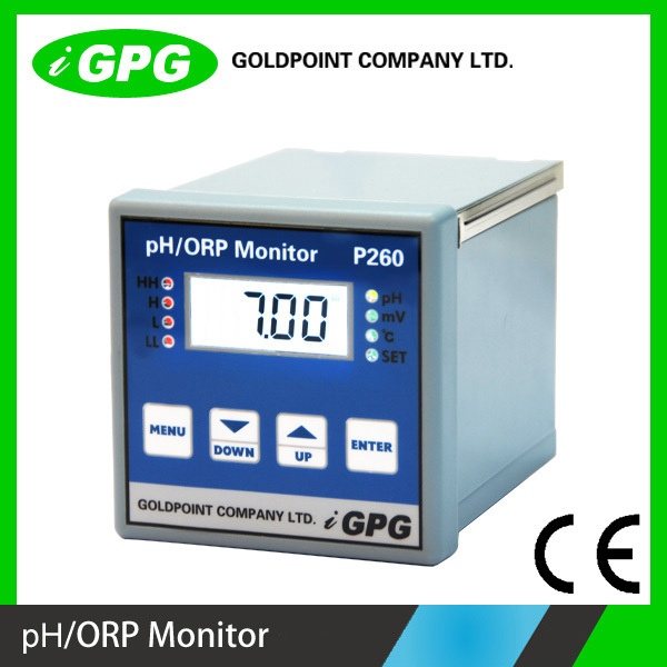 CE Confirmed P260 On-line ultrapure water ph tester