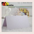 laser cut hot sale various color latest wedding place seat card