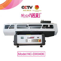 Guangzhou nuocai mini small uv led flat bed digital photocopier machine for sale
