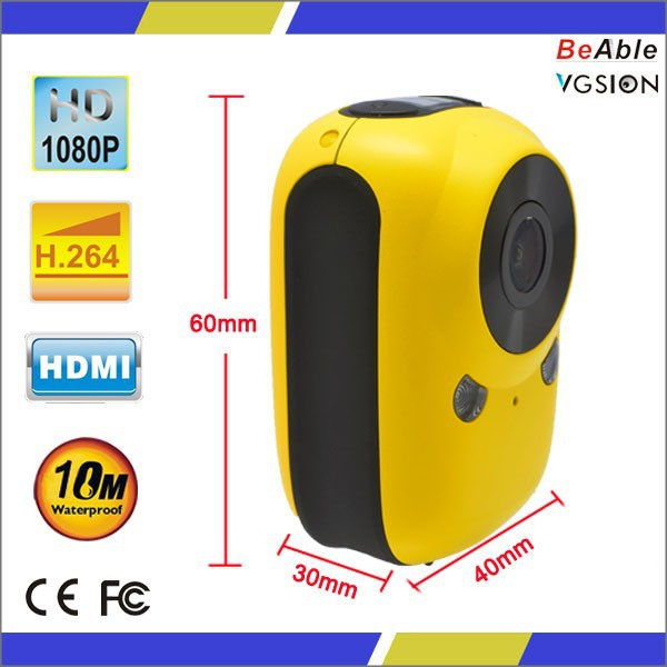 hd portable dvr with 2.5 tft lcd screen driver waterproof wifi 1080p sport camera for sale