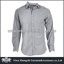 mans solid color dress shirts