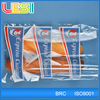Promotional food grade Micro Perforated Plastic bread Bag for Snack Packing