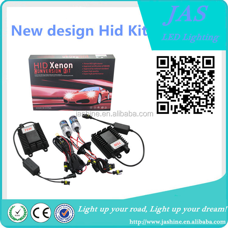 2017 New Low Cost Electronic Auto Spare Parts Car Xenon Auto Bi-Xenon Headlight Projector Lens Hid Kit
