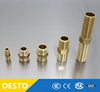 yellow brass hose fittings adaptors elbows ferrules hydraulic tube fittings uae