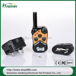 SP-100 electric dog collars training with 8 level,expand to 3 dogs