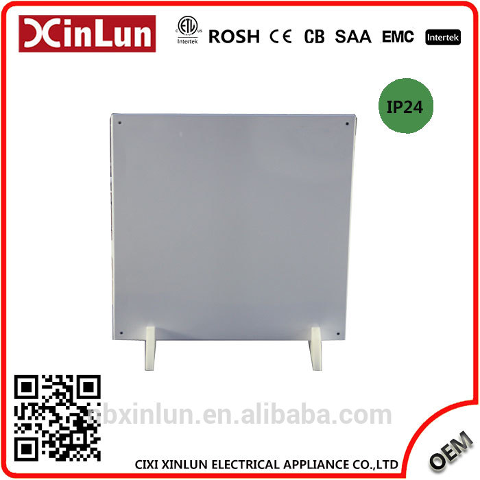 China TOP10 Heater Product Supplier Far Heating Wall Mounted Electric Infrared Panel with indicator light