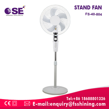Factory wholesale 16 inch round base stand fan with CB Certificate