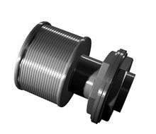 SS304 316 Hastelloy C single-flow water strainer filter nozzles