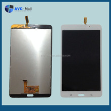 LCD screen and digitizer assembly with frame Samsung GALAXY Tab 4 7.0 T230 white