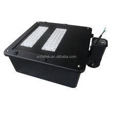 LED parking garage lighting stay on park lamps with USA LED Chip and TAIWAN Driver power supply