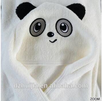 China manufacturer wholesale babies product 100% bamboo hooded towel