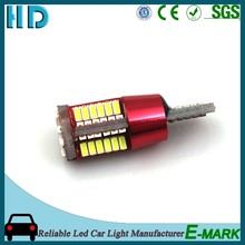 Car auto accessories 57smd 3014 t10 canbus car led light