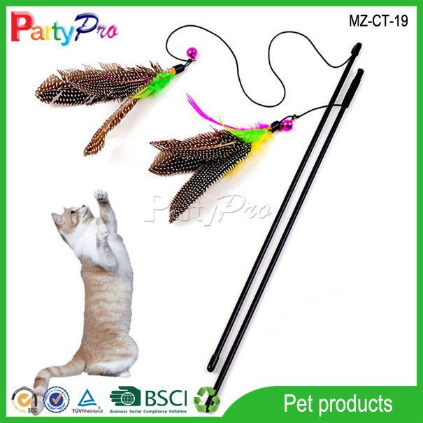 2015 China Wholesale Pet Product Magic Wand Toy Pet Supply