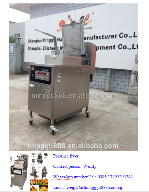 Used henny penny pressure fryer all auto, potato fryer electric gas fryer thermostat control valve