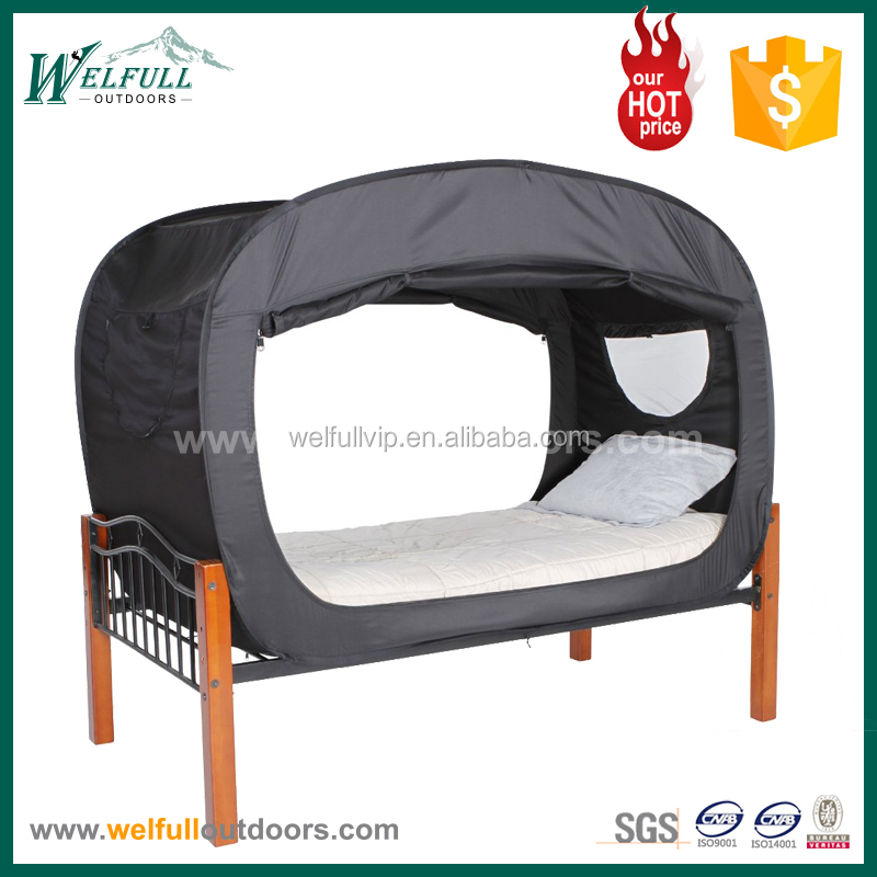 Automatic adult privacy pop up bed <strong>tent</strong> wholesale