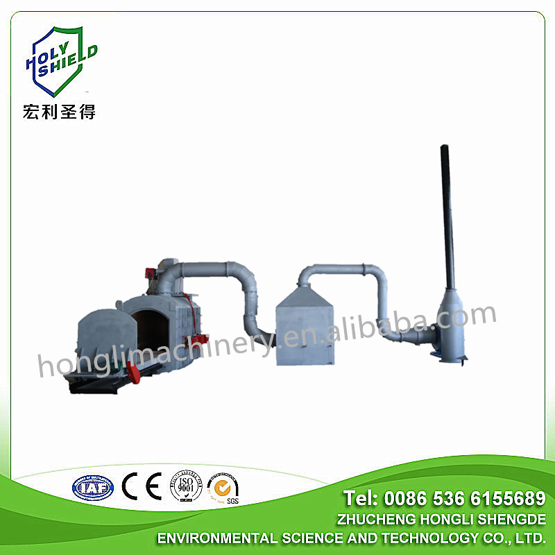 Small Animal Pet Carcass Incinerator