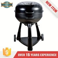 Superior Quality Easily Cleaned Fumoir Smoker Steam Charcoal Grill