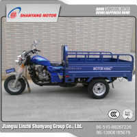 gasoline 3 wheeler cargo for adults Chinese 150cc