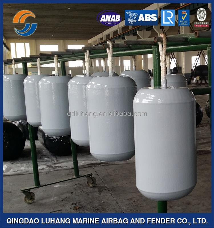 Small Size Ship Berthing Protection Foam Filled Fender/Buoy