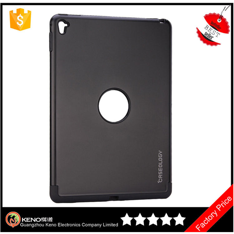 New fashion case for <strong>ipad</strong> pro tpu&pc Hybrid Armor case light weight plastic cell phone case