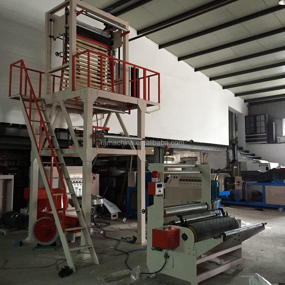 Blown PE(LDPE/LLDPE/HDPE) Film Extruder Machine