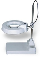 magnifying inspection lamp