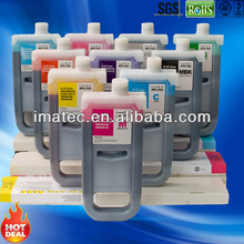 "Compatible Canon iPF8000 Ink Cartridge PFI-701 / PFI-702, 700ML, Plug n"" Play"