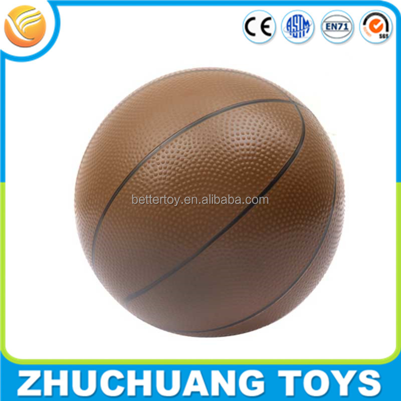 kids play pvc basketball toy set in bulk