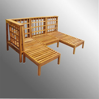 LATTICE SECTIONAL SET